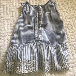 Toddler girls babyGap dress